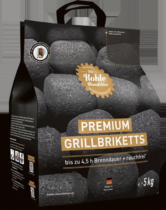 Premium-Grillbriketts